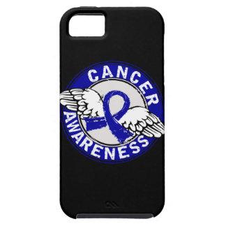Cáncer rectal de la conciencia 14 iPhone 5 fundas
