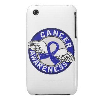 Cáncer rectal de la conciencia 14 iPhone 3 cobertura