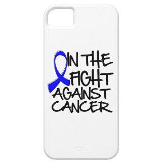 Cáncer rectal - en la lucha iPhone 5 Case-Mate fundas