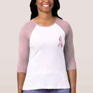 Cancer Research Ladies T-Shirt
