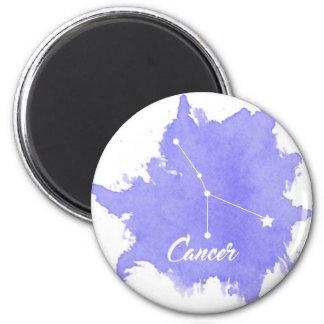 Cancer Round Magnet
