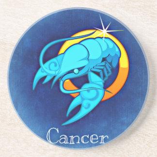 Cancer Sandstone Coaster