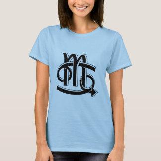 Cancer & Scorpio Partners bw T-Shirt