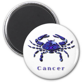 Cancer Sign Round Magnet Fridge Magnets