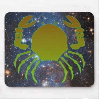 Cancer Silhouette Mousepad