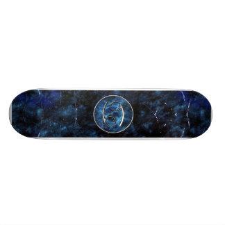cancer skateboard deck