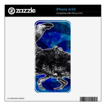 Cancer Skin For iPhone 4