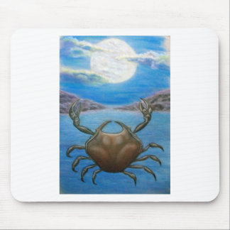Cancer (Star Sign) Mouse Pad