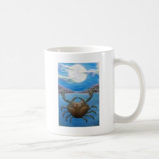 Cancer (Star Sign) Mugs