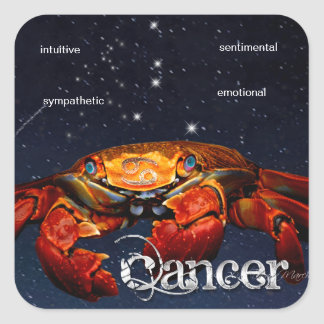 Cancer Stickers