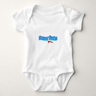 Cancer Sucks Baby Bodysuit