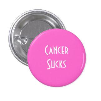 Cancer Sucks: Breast Cancer Button