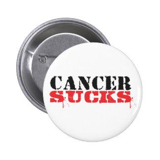 Cancer Sucks Pinback Buttons