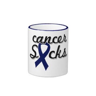 Cancer Sucks Duotone Mug