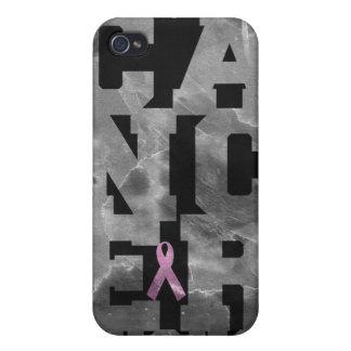 CANCER SUCKS iPhone 4 CASE