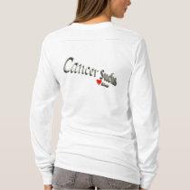 Cancer Sucks Long Sleeve T T-Shirt