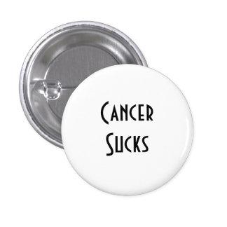 Cancer Sucks: Lung Cancer Button
