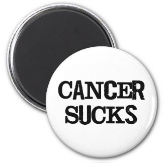 Cancer Sucks Magnets