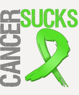 Cancer Sucks - Non-Hodgkin s Lymphoma T Shirts