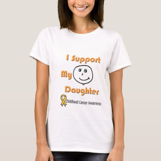 Cancer Support Daughter T-Shirt
