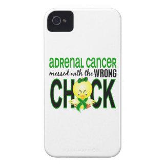 Cáncer suprarrenal ensuciado con el polluelo iPhone 4 cobertura