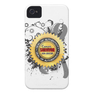 Cancer Survivor 23 Brain Cancer iPhone 4 Covers