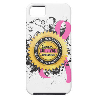 Cancer Survivor 23 Breast Cancer iPhone 5 Covers