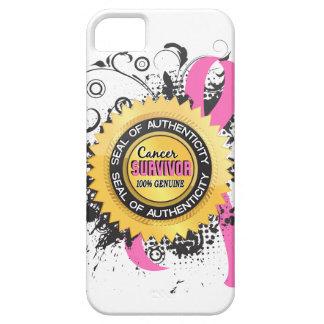 Cancer Survivor 23 Breast Cancer iPhone 5 Case