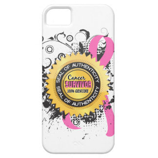 Cancer Survivor 23 Breast Cancer iPhone SE/5/5s Case