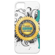 Cancer Survivor 23 Cervical Cancer iPhone SE/5/5s Case