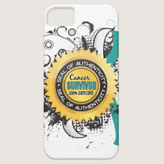 Cancer Survivor 23 Cervical Cancer iPhone SE/5/5s Case