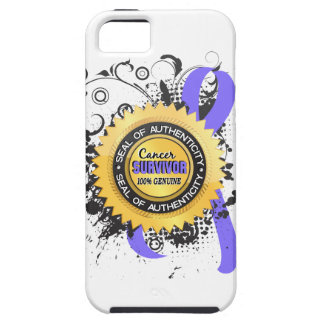 Cancer Survivor 23 Esophageal Cancer iPhone SE/5/5s Case