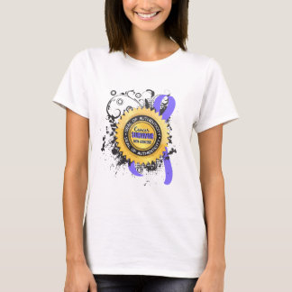Cancer Survivor 23 Esophageal Cancer T-Shirt