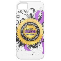 Cancer Survivor 23 General Cancer iPhone SE/5/5s Case