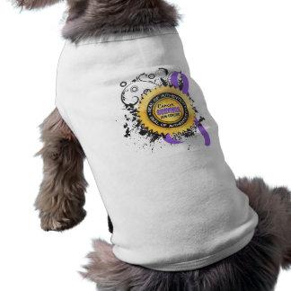 Cancer Survivor 23 Hodgkin s Lymphoma Dog Tshirt