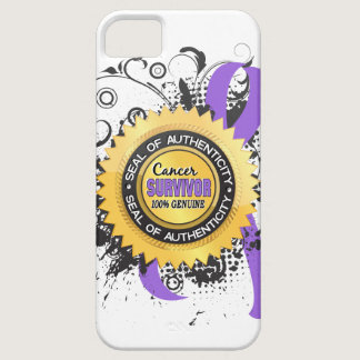Cancer Survivor 23 Hodgkin's Lymphoma iPhone SE/5/5s Case
