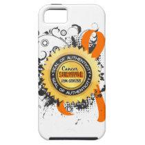 Cancer Survivor 23 Kidney Cancer iPhone SE/5/5s Case