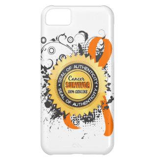 Cancer Survivor 23 Kidney Cancer Cover For iPhone 5C