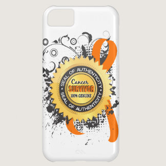 Cancer Survivor 23 Kidney Cancer Cover For iPhone 5C
