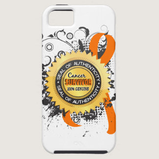 Cancer Survivor 23 Kidney Cancer iPhone SE/5/5s Case