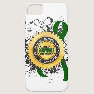 Cancer Survivor 23 Liver Cancer iPhone SE/5/5s Case