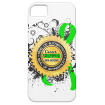 Cancer Survivor 23 Lymphoma iPhone SE/5/5s Case