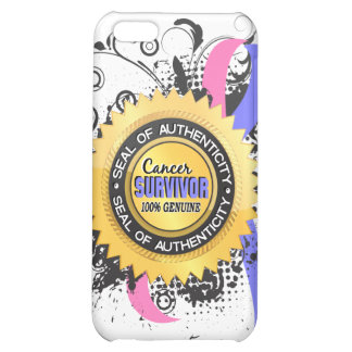 Cancer Survivor 23 Male Breast Cancer Case For iPhone 5C