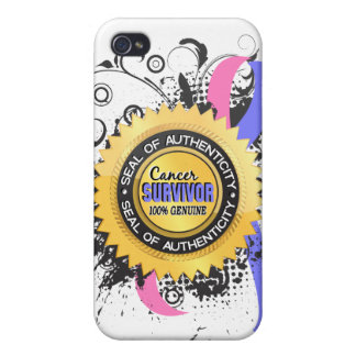 Cancer Survivor 23 Male Breast Cancer Cases For iPhone 4