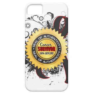 Cancer Survivor 23 Melanoma iPhone SE/5/5s Case