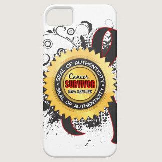 Cancer Survivor 23 Melanoma iPhone SE/5/5s Case