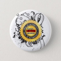 Cancer Survivor 23 Mesothelioma Button
