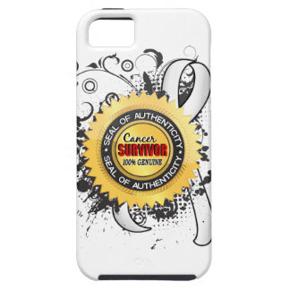 Cancer Survivor 23 Mesothelioma iPhone SE/5/5s Case