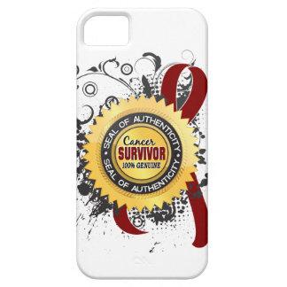 Cancer Survivor 23 Multiple Myeloma iPhone SE/5/5s Case