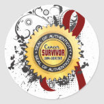Cancer Survivor 23 Multiple Myeloma Stickers